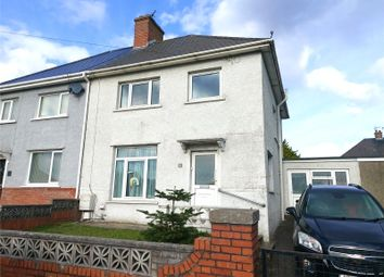 Thumbnail 3 bed semi-detached house for sale in Marlas Road, Pyle