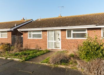Thumbnail 2 bed semi-detached bungalow for sale in Pluckley Gardens, Cliftonville, Margate