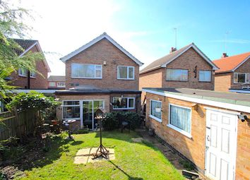 3 bed detached house for sale in Westover Road, Braunstone, Leicester LE3