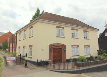 Thumbnail 2 bed flat to rent in 11A Lower Dagnall Street, St Albans, Hertfordshire