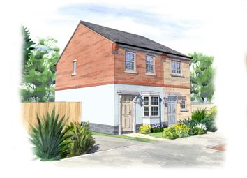 Thumbnail 2 bed semi-detached house for sale in Isabel Lane, Kibworth Beauchamp, Leicester