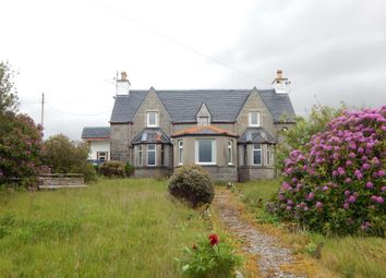 Thumbnail 4 bed detached house for sale in Waterloo, Broadford, Isle Of Skye