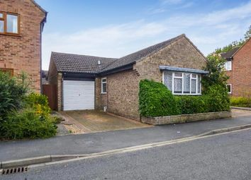 Thumbnail 2 bedroom detached bungalow for sale in Beaumaris Road, Sawtry, Huntingdon
