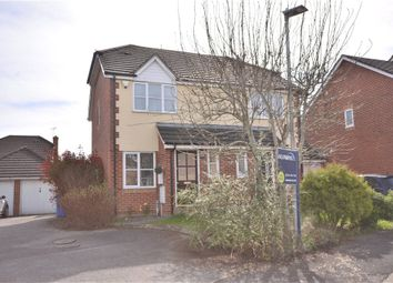 2 bed semi-detached house for sale in Munday Court, Binfield, Bracknell RG42