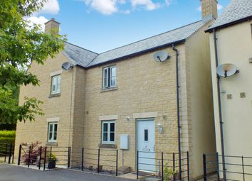 Thumbnail 2 bed semi-detached house for sale in Winchcombe Gardens, South Cerney, Cirencester