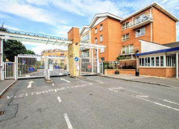 Thumbnail 3 bed flat for sale in Judkin Court, Heol Tredwen, Cardiff