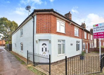 Thumbnail 5 bed end terrace house for sale in Southend, Dereham