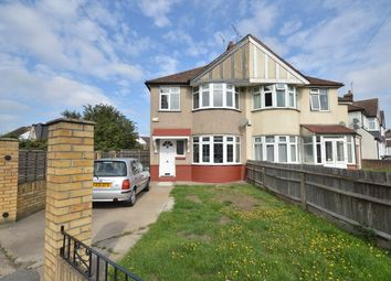 Thumbnail 3 bed semi-detached house to rent in Russell Road, Chingford