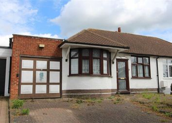 Thumbnail 2 bed semi-detached bungalow for sale in Valance Avenue, North Chingford, London