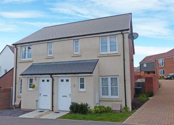 Thumbnail 2 bed semi-detached house for sale in Princess Way, Amesbury, Salisbury