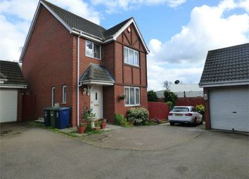 Thumbnail 3 bedroom detached house for sale in Russet Close, St Ives, Cambridgeshire
