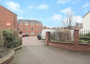 Thumbnail 2 bed flat for sale in University Court, Grantham