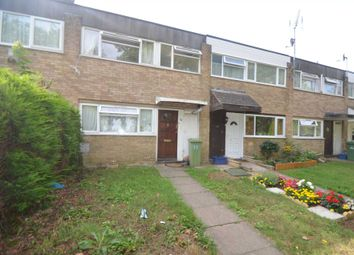 Thumbnail 3 bed terraced house for sale in Fern Grove, Bletchley, Milton Keynes