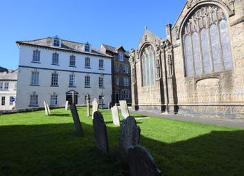 Thumbnail 2 bed flat for sale in Church Stile, Launceston