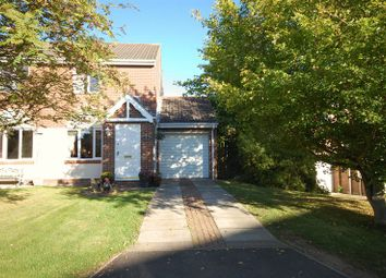 Thumbnail 2 bed semi-detached house to rent in Church View, Longhorsley, Morpeth