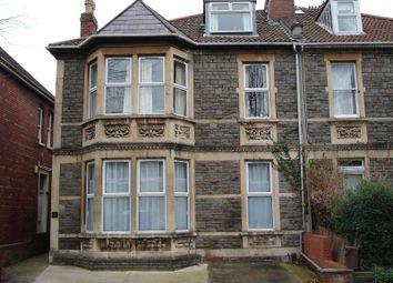 Thumbnail 4 bed flat to rent in Cranbrook Road, Redland, Bristol
