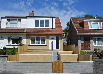 Thumbnail 3 bed semi-detached house to rent in Brynmair Road, Aberdare, Rhondda Cynon Taff