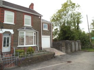 Thumbnail 3 bed semi-detached house for sale in Ty Draw Villas, Brynmenyn, Bridgend