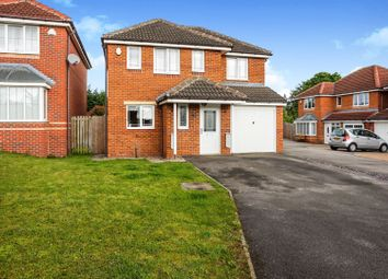 Thumbnail 4 bedroom detached house for sale in Silver Well Drive, Chesterfield