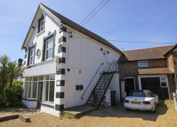 Thumbnail 4 bed semi-detached house for sale in The Clockhouse The Street, Sedlescombe, Battle, East Sussex.