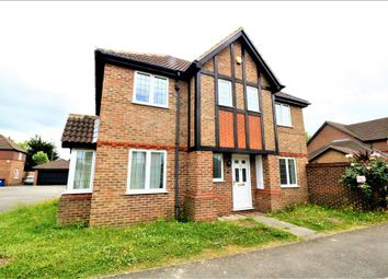 Thumbnail 4 bed detached house to rent in Brandon Close, Chafford Hundred, Grays