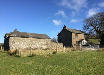 Thumbnail 3 bed detached house for sale in Ecclerigg Hall Farm, Killington, Carnforth, Cumbria