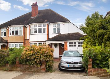 Thumbnail 3 bed semi-detached house for sale in Alric Avenue, New Malden
