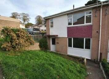 Thumbnail 3 bed end terrace house to rent in 3 Bedroom House, Crow View, Barnstaple