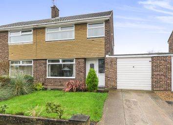 Thumbnail 3 bed semi-detached house for sale in Whitecroft Road, Great Sutton, Ellesmere Port