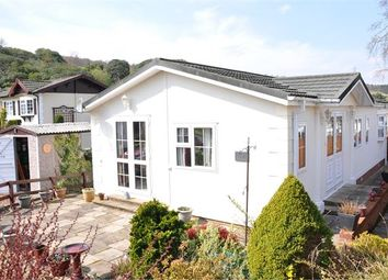 Thumbnail 2 bed mobile/park home for sale in Blenkinsopp Castle Home Park, Greenhead, Cumbria.