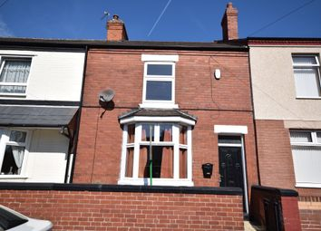 Thumbnail 2 bedroom terraced house to rent in Trafalgar Street, Carcroft, Doncaster
