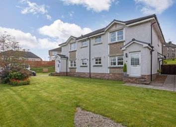 Thumbnail 2 bed flat for sale in Hetherington Drive, Clackmannan, Clackmannanshire