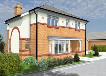 Thumbnail 4 bed property for sale in Parkwood Chase, Bryning Lane, Preston