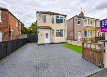 Thumbnail 3 bed detached house for sale in Luton Road, Ellesmere Port