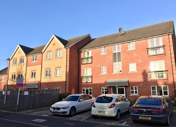 Thumbnail 2 bed flat for sale in Ashwood Close, Derby