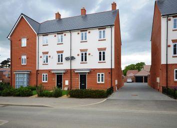 Thumbnail 5 bed semi-detached house to rent in William Heelas Way, Wokingham