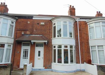 Thumbnail 3 bed terraced house for sale in Telford Street, Holderness Road, Hull