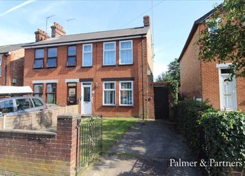 Thumbnail 3 bed semi-detached house for sale in Hadleigh Road, Ipswich
