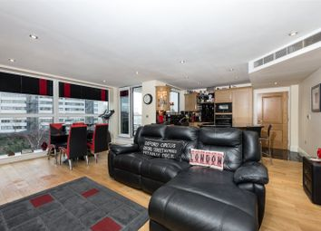 Thumbnail 2 bed flat for sale in Thames Point, Imperial Wharf, London