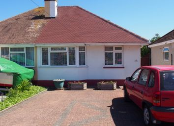 Thumbnail 2 bed bungalow to rent in Links Road, Lancing