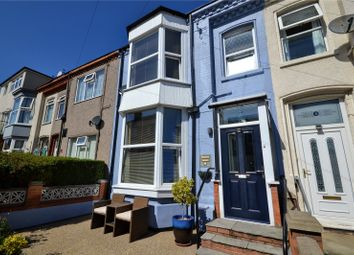 Thumbnail 4 bed terraced house for sale in Albert Road, Cleethorpes