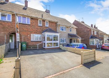 Thumbnail 3 bed terraced house for sale in Fountains Road, Walsall
