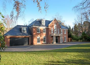Thumbnail 6 bed detached house to rent in Queens Acre, Prince Consort Drive, Ascot