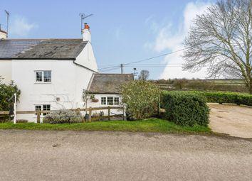Thumbnail 2 bed semi-detached house for sale in Stowbridge, Kings Lynn, Norfolk