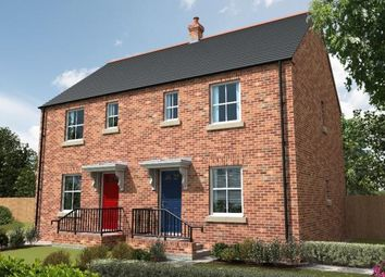 Thumbnail 2 bed semi-detached house for sale in Eton Way, Boston