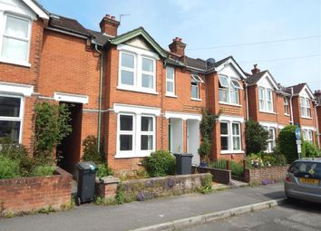 Thumbnail 3 bed terraced house to rent in Belle Vue Road, Salisbury, Wiltshire