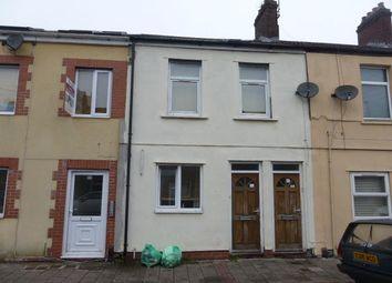 Thumbnail 1 bed flat to rent in Carlisle Street, Splott, Cardiff