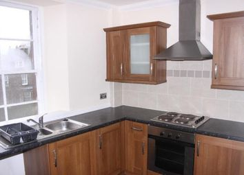 Thumbnail 2 bedroom flat to rent in West High Street, Forfar