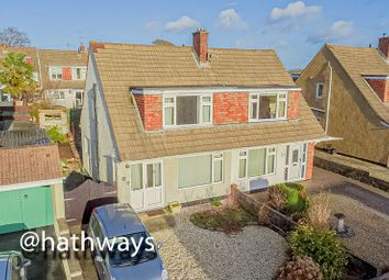 Thumbnail 3 bed semi-detached house for sale in Penylan Close, New Inn, Pontypool