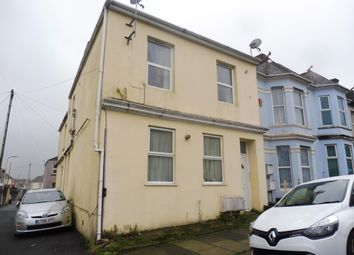 Thumbnail 2 bed flat to rent in Florence Place, Plymouth